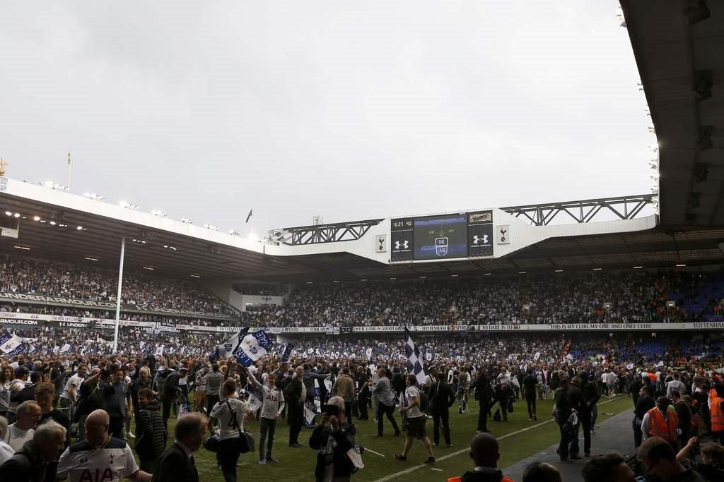 Tottenham, White Hart Line'ye ManU zaferiyle veda etti