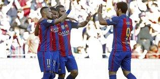 Barça Deportivo'yu 4'ledi