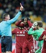 Olaylı D.Kiev-Beşiktaş maçını yönetmişti