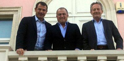 Fatih Terim'e UEFA'dan ziyaret