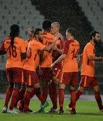Galatasaray'a Es-Es morali