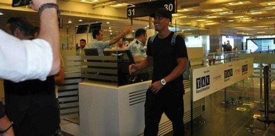 Nabil Dirar, Türkiye'ye geldi