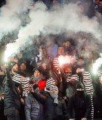 Beşiktaşlılar Lyon Park Stadı'nı esir alacak!