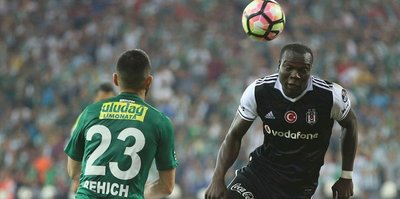 Aboubakar Beşiktaş'ta kalacak mı?