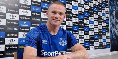 Wayne Rooney, Everton'da
