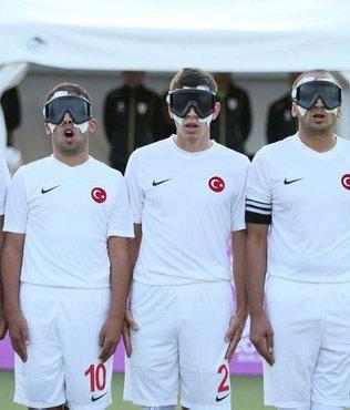 Millilerimiz Belçika'ya gol yağdırdı
