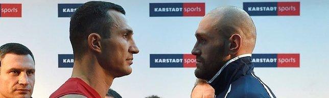 Klitschko'dan Fury'ye eleştiri