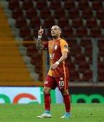 32 yaşındaki Sneijder'den ilginç istatistik