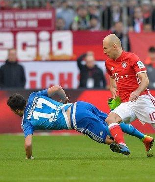 Bayern Münih Hamburg'a acımıyor