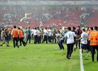 Olaylı Beşiktaş - Konyaspor maçının temsilci raporu ortaya çıktı