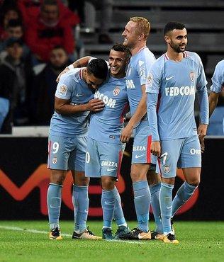 Monaco, deplasmanda farklı kazandı