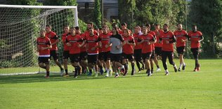 Gençlerbirliği'nde F.Bahçe maçı hazırlıkları başladı