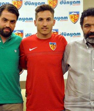 Kayserispor'a 3 savunma oyuncusu