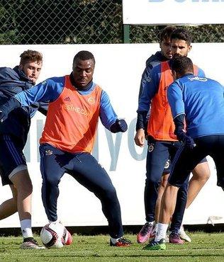 Fenerbahçe'de Feyenoord hazırlıkları