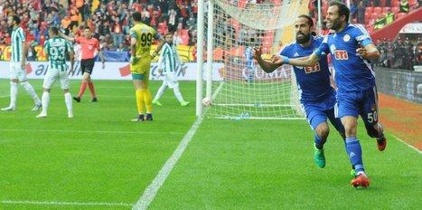 Giresunspor'u tek golle yıktı