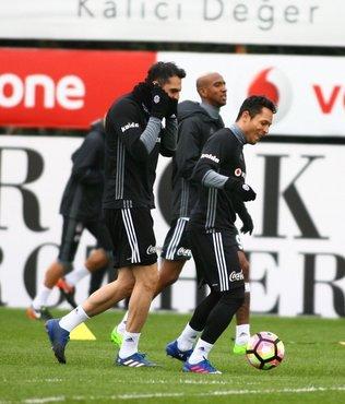 Beşiktaş, Gençlerbirliği'ne hazırlanıyor