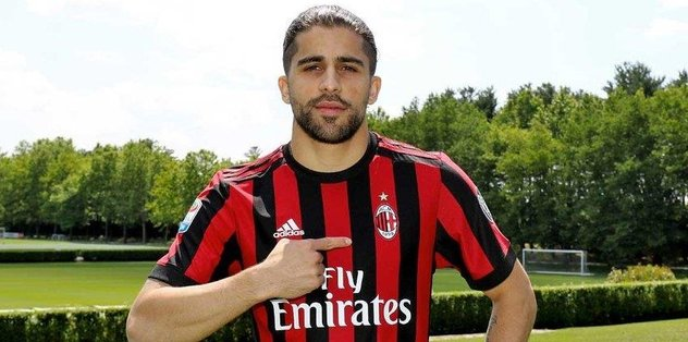 Ricardo Rodriguez Milan'a imza attı