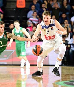Play-Off 4. maçların MVP'si Doncic