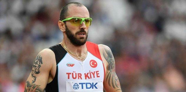 Ramil Guliyev yarı finale yükseldi