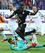 Bursaspor'un Osmanlıspor'a şansı tutmuyor