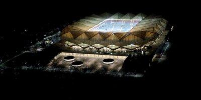İşte Trabzonspor'un yeni stadının ismi