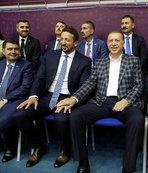 Cumhurbaşkanı Erdoğan'dan 12 Dev Adam'a sürpriz