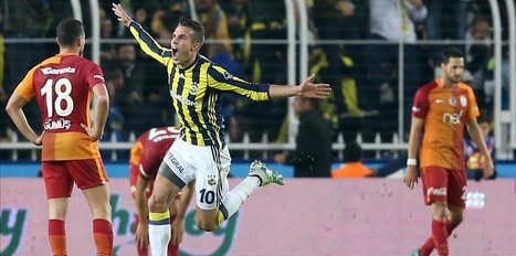 F.Bahce beat G.Saray in Istanbul derby