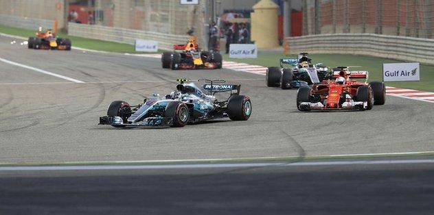 Sırada Rusya Grand Prix'i var