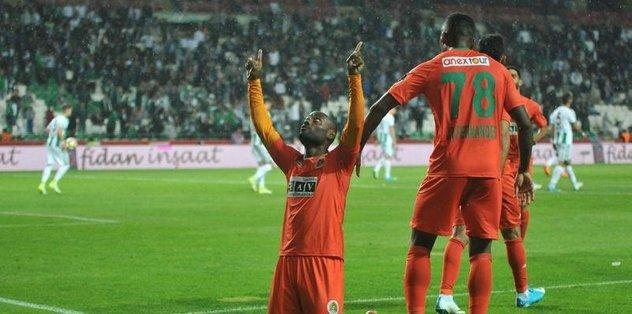 Süper Lig'de kral Vagner Love!