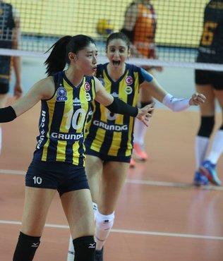 Fenerbahçe Galatasaray'ı finalde yendi