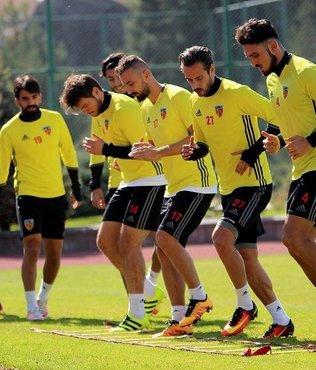 Kayseri, Beşiktaş'ı çalıştı