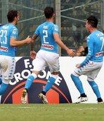 Crotone'yi 2-1 geçti
