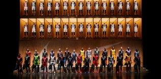 NBA'de yeni sezon formaları tanıtıldı