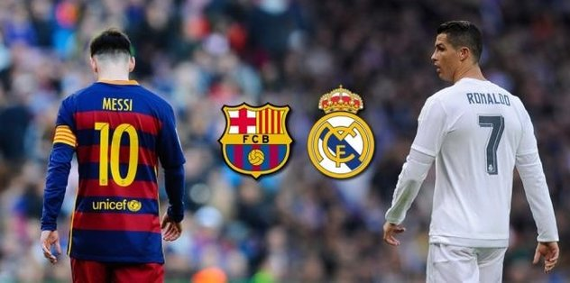 Barcelona'dan Real Madrid'e tebrik