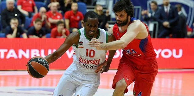 CSKA final four'a çok yakın