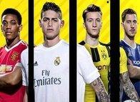 İşte FIFA 17 oyuncu puanlamaları