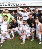 Elazığspor 3'te 3 yaptı