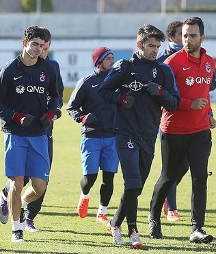 Trabzonspor'da Adanaspor hazırlıkları