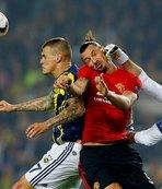 Fenerbahçe Manchester United'ı yıktı