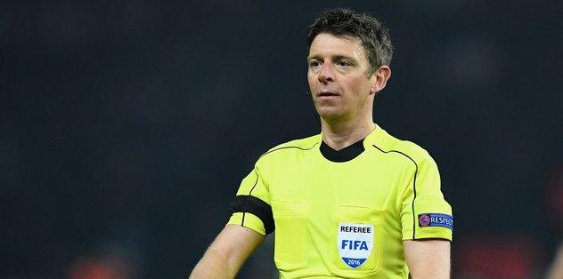Süper Kupa'ya İtalyan hakem atandı