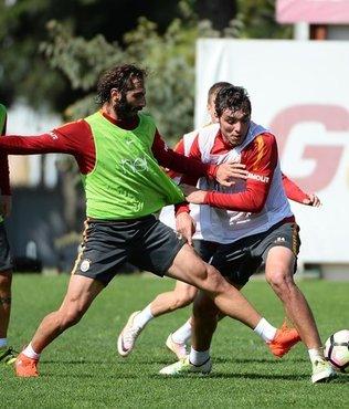 Antalyaspor ma�� haz�rl�klar� ba�lad�