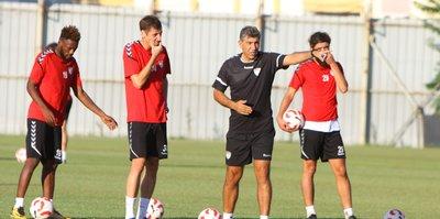Manisaspor, Adanaspor hazırlıklarını sürdürdü