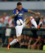 ManU defans oyuncusu Marcos Rojo