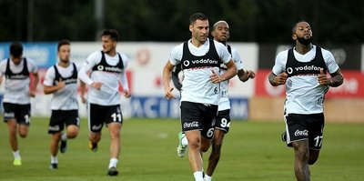 Beşiktaş, Karabükspor'u çalıştı
