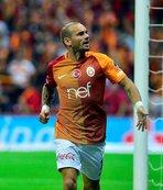 Başakşehir'den Sneijder açıklaması