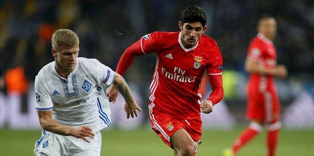 Benfica 3 puanla döndü