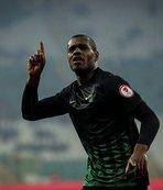 Akhisar, Bursa'yı ezdi geçti!
