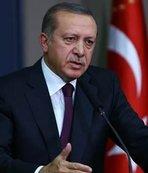"""Cumhurbaşkanı Erdoğan: """"Üstesinden geleceğiz"""""""