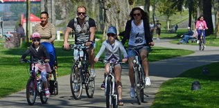 Avrupa bisikletin 200. yıldönümünü kutluyor