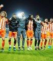 Adanaspor'da mutlu günler